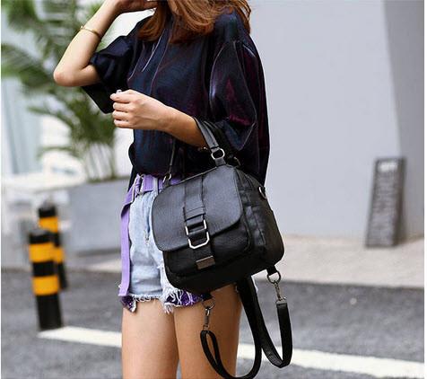 Модна сумка рюкзак трансформер