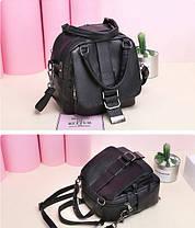 Модная сумка рюкзак трансформер, фото 2