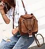Модная сумка рюкзак трансформер, фото 5
