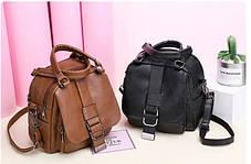 Модна сумка рюкзак трансформер, фото 2