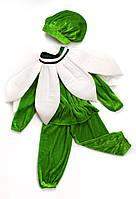 """Карнавальный костюм цветок """"Подснежник"""" для мальчика (прокат, Троещина)"""