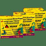 Пластир 1х500 RiverPLAST тканинній