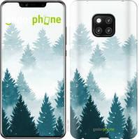 """Чохол на Huawei Mate 20 Pro Акварельні Ялинки """"4720u-1567-535"""""""