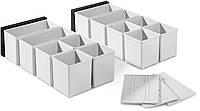 Запасные боксы Set 60x60/120x71 3xFT Festool 201124, фото 1