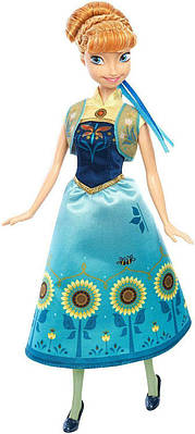 Disney Frozen Fever Anna Doll Лялька Ганна Холодне серце