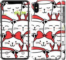 """Чохол на iPhone XS Милий кіт """"4717c-1583-535"""""""