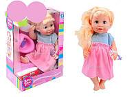 """Кукла - пупс """"Baby Toby"""" функциональная с аксесс., в кор. 33х25х15"""