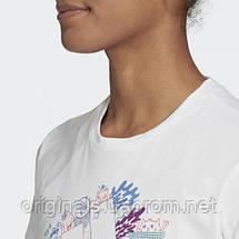 Женская футболка Adidas Must Haves FJ5024 2020, фото 3