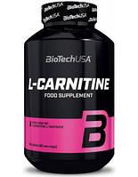 Л-карнитин для снижения веса L-Carnitine Biotech 60 tab