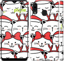 "Чохол на Samsung Galaxy A20e A202F Милий кіт ""4717c-1709-535"""