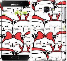 "Чехол на Samsung Galaxy A3 (2016) A310F Милый кот ""4717c-159-535"""