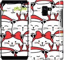 "Чохол на Samsung Galaxy A8 Plus 2018 A730F Милий кіт ""4717c-1345-535"""