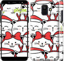"Чохол на Samsung Galaxy A6 2018 Милий кіт ""4717c-1480-535"""