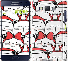 "Чехол на Samsung Galaxy A5 A500H Милый кот ""4717c-73-535"""
