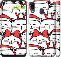 """Чохол на Samsung Galaxy M20 Милий кіт """"4717c-1660-535"""""""