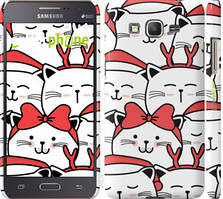 "Чехол на Samsung Galaxy J2 Prime Милый кот ""4717c-466-535"""