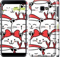 "Чехол на Samsung Galaxy J4 Plus 2018 Милый кот ""4717c-1594-535"""