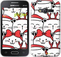 """Чехол на Samsung Galaxy Ace 4 Lite G313h Милый кот """"4717u-208-535"""""""