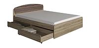 Мебель в Спальню ЭВЕРЕСТ кровать Астория с 2 ящиками б/м