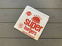 Упаковка бумажная для Гамбургера 33
