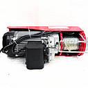 Тельфер электрический 400/800 кг Eurocraft HJ207 2000 Вт, фото 7
