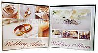 Фотоальбом Wedding 29x32 30 магнитных листов на болтах