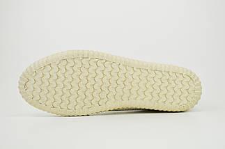 Мокасини перфоровані Evromoda 40120 білі 38 розмір 24,5 см, фото 2
