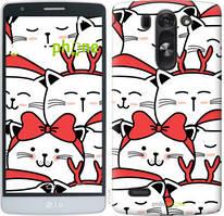 """Чохол на LG G4 Stylus H540 Милий кіт """"4717u-242-535"""""""