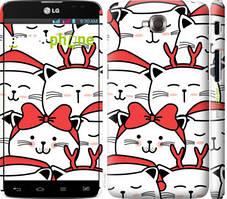 """Чохол на LG G Pro Lite Dual D686 Милий кіт """"4717c-440-535"""""""