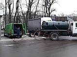 Обслуговування септика.чистка дренажу від мулу Київ і Обл., фото 4