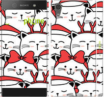 "Чехол на Sony Xperia XA1 G3112 Милый кот ""4717c-964-535"""