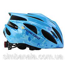 Детский шлем Flying Eagle Rapido Blue
