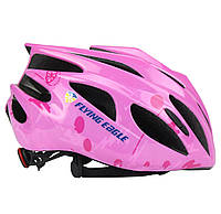 Детский шлем для роликов Flying Eagle Rapido(S/M pink), фото 1