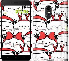 "Чехол на Xiaomi Redmi Note 4X Милый кот ""4717c-951-535"""