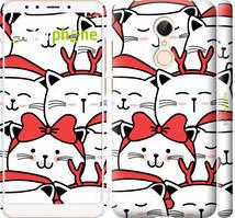 """Чехол на Xiaomi Redmi 5 Милый кот """"4717c-1350-535"""""""