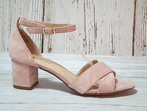Женские босоножки Prisilla pink