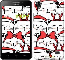 "Чохол на Huawei Honor 4 Play Милий кіт ""4717u-213-535"""