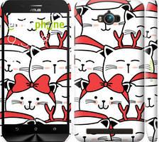 "Чехол на Asus ZenFone Max ZC550KL Милый кот ""4717c-271-535"""