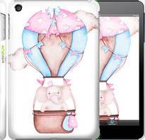 """Чехол на iPad mini Слоник на воздушном шаре """"4716c-27-535"""""""