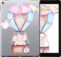 "Чехол на iPad Pro 12.9 Слоник на воздушном шаре ""4716u-362-535"""