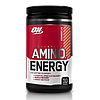 Optimum Nutrition Essential Amino Energy - 270 г - клубника - лайм