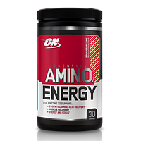 Optimum Nutrition Essential Amino Energy - 270 г - клубника - лайм, фото 1