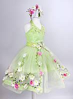 Карнавальный костюм девочка Весна (прокат)