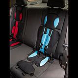 Автокресло детское бескаркасное Car Cushion Multi Function, фото 3