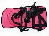 Автокресло детское бескаркасное Car Cushion Multi Function, фото 5
