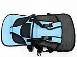 Автокресло детское бескаркасное Car Cushion Multi Function, фото 6
