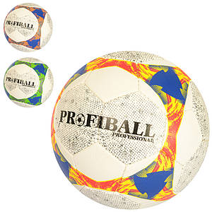 Мяч футбольный 2500-145 панели 32 размер 5 ПУ1 4мм