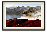 Белые Пески №2 - Картина на холсте