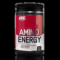Optimum Nutrition Essential Amino Energy - 300 г - ваниль, фото 1