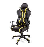 Кресло Стрик АКЛАС PL RL жёлтое